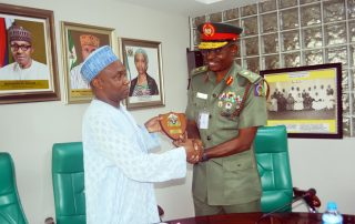 NPA FURTHER COLLABORATES WITH ARMY COLLEGE OF LOGISTICS ON CAPACITY