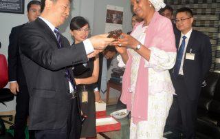 China Harbour Engineering, Nigerian Ports